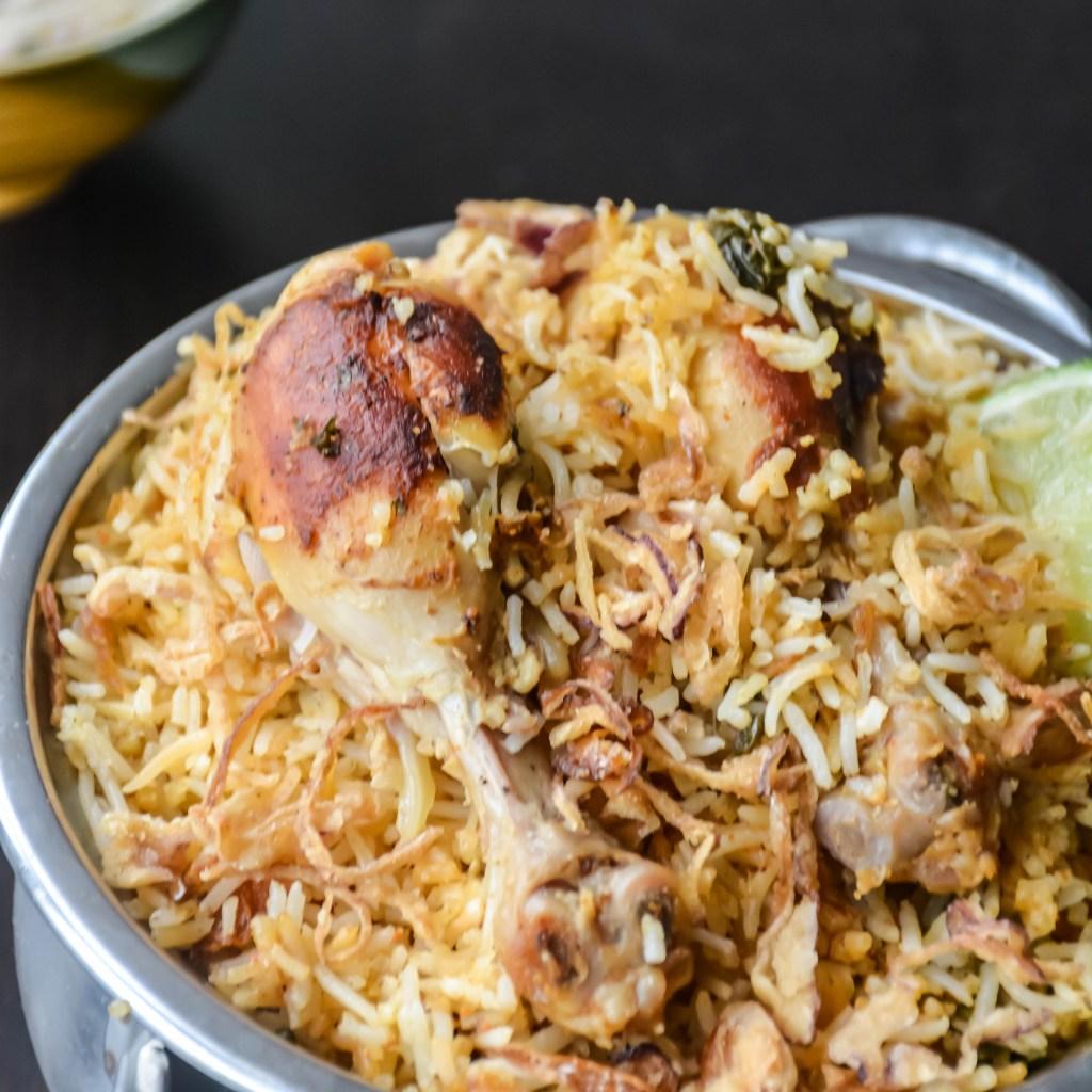 Chicken Dum Biryani Restaurant Style – Relish The Bite