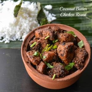 Coconut Butter Chicken Roast