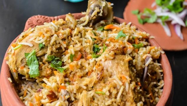 Chicken Biryani Homestyle