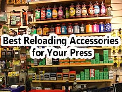 Best Reloading Accessories for Your Press