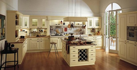 Nordic shabby montagna all seasons relook chic for Mercatone uno mobili cucine