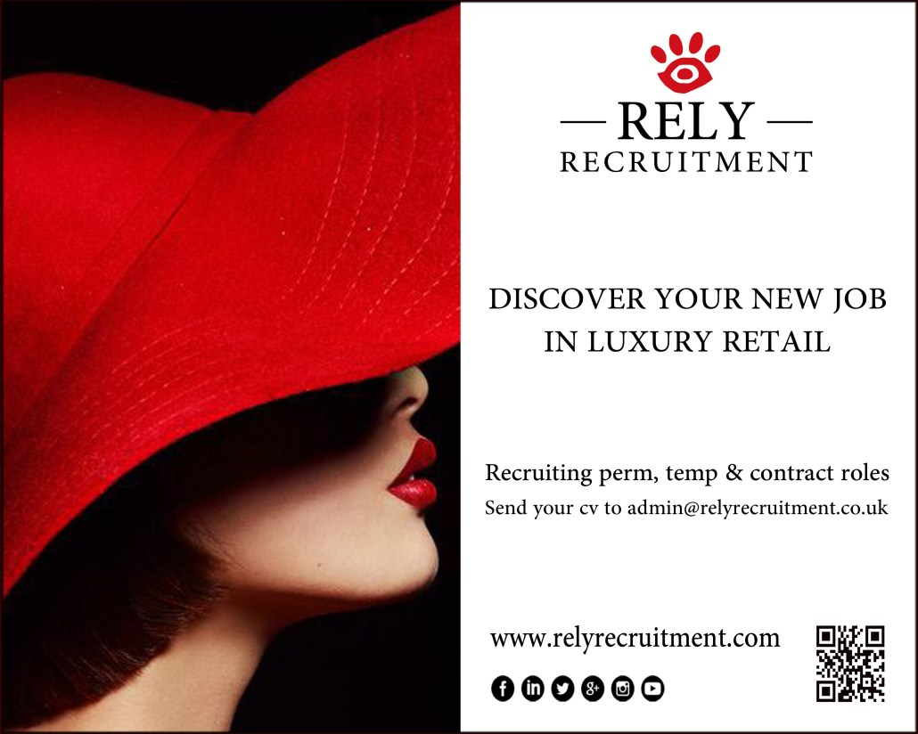 jobs in luxury retail email cv to admin co uk email cv to admin co uk