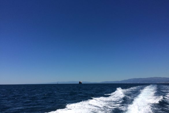 Sea of Liguria, off of Genovese coast