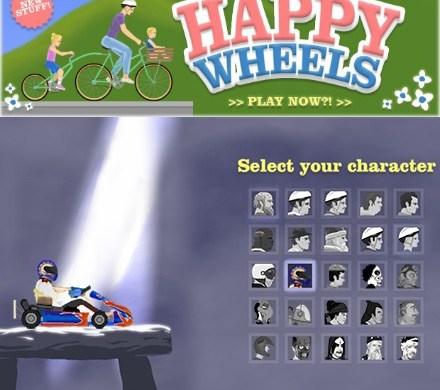 Happy-Wheels-Unblocked