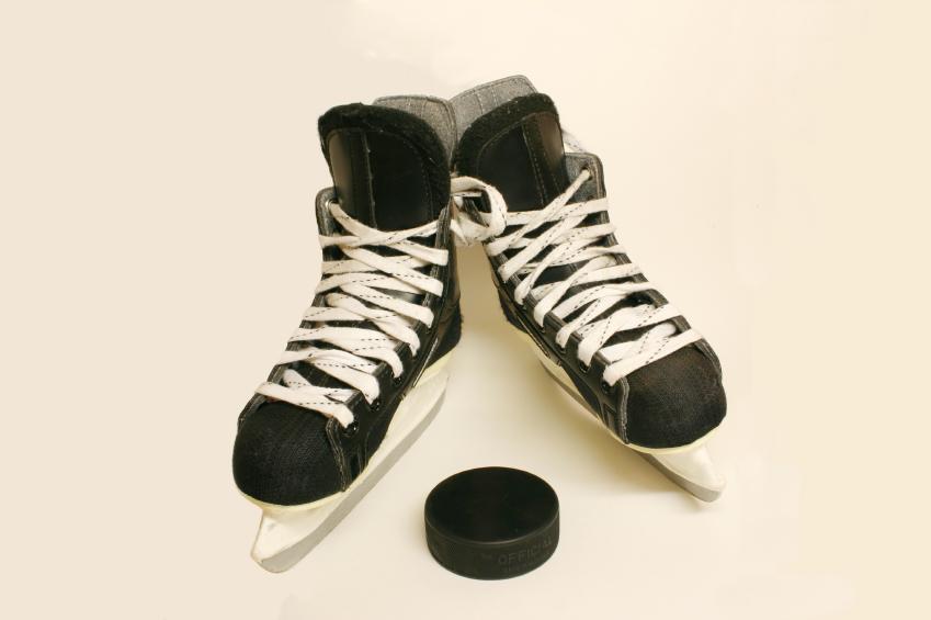 hockey-skate