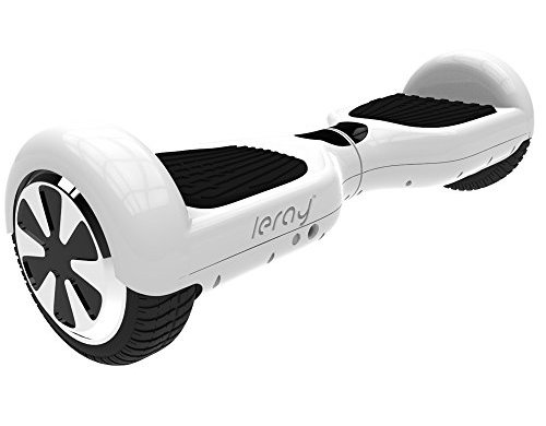 Leray-Self-Balancing-Scooter-Balance-Motion-65-Two-Wheel-Hoverboard-with-Certified-Safe-Battery-Pack-White-0