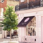 Bubbles in Belgravia at Peggy Porschen