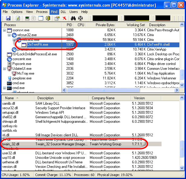 how to bring back explorer exe