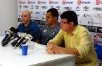 Dirson Medeiros, Leston Júnior e Fred Gomes