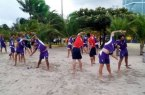 Jogadores remistas realizam atividade física em Maceió-AL