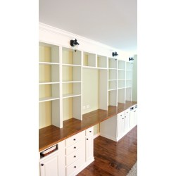 Small Crop Of Building Wall Shelving Unit