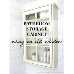Small Crop Of Unique Bathroom Wall Cabinets