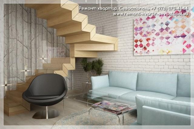 Дизайн квартир помещений