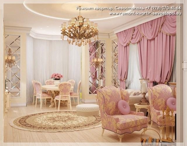 Ремонт квартир под ключ в Севастополе