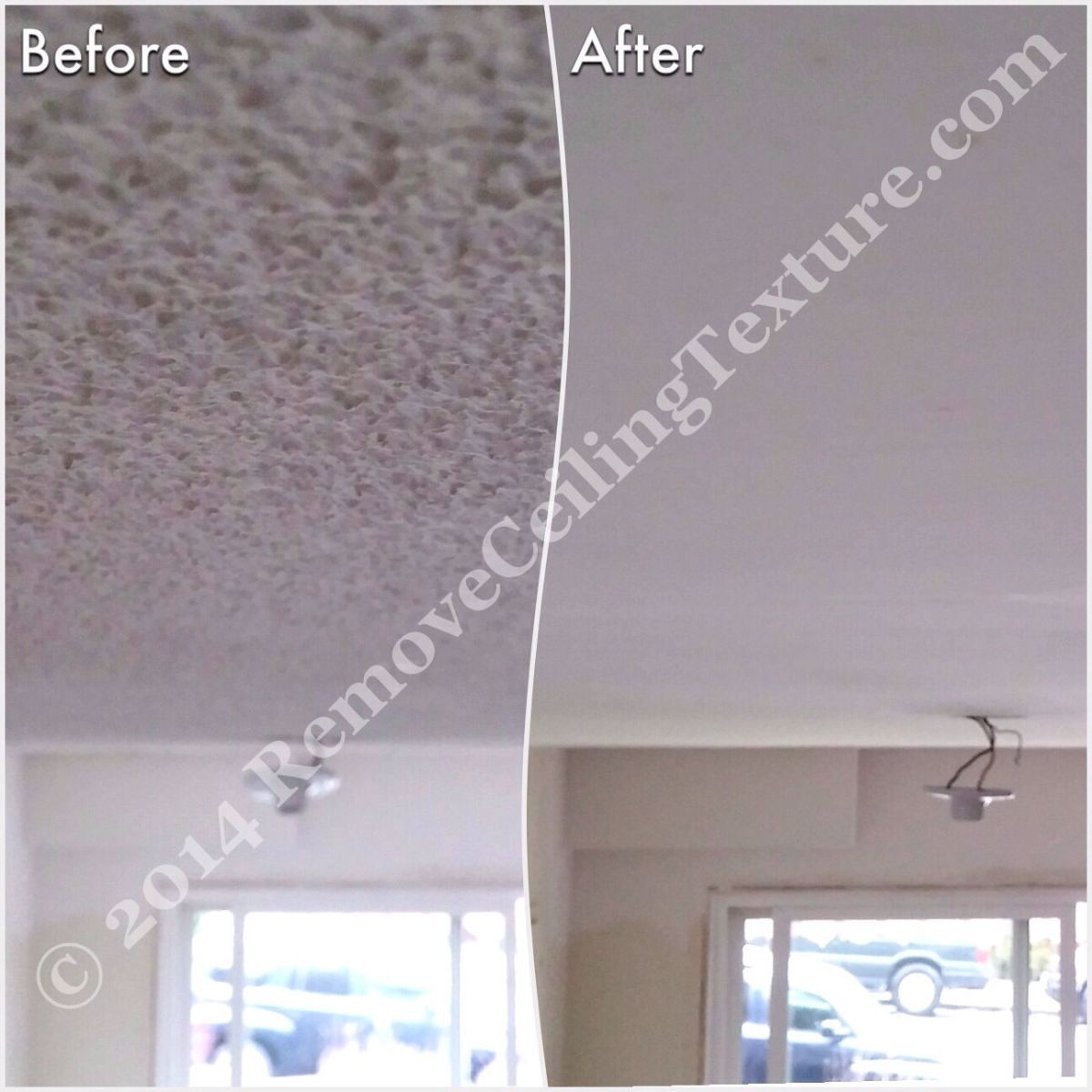 How To Remove Popcorn Ceiling How To Remove A Popcorn Ceiling Related : Apps Directories