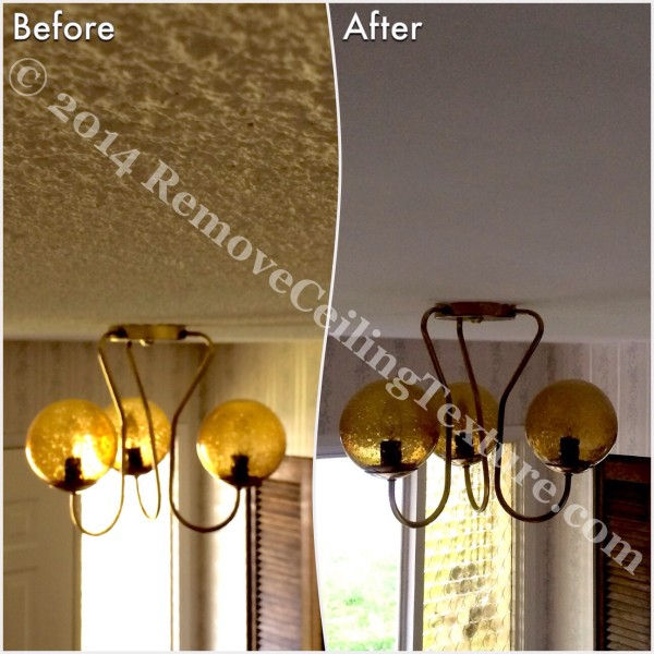 5 DIY Mistakes Homeowners Make When Removing Textured Ceilings
