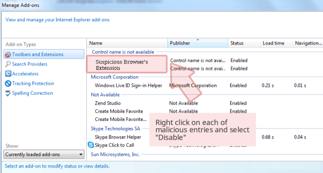 IE Extension 2