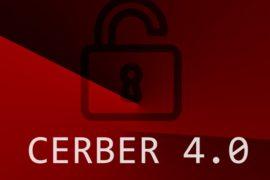 Cerber 4.0 Ransomware