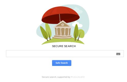 remove Search.Protectedio.com