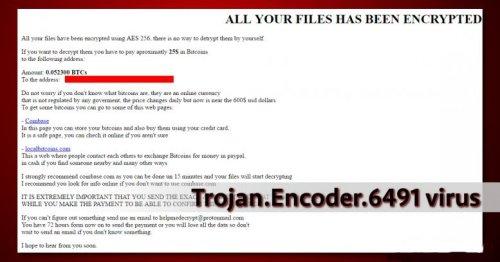 Trojan.Encoder.6491