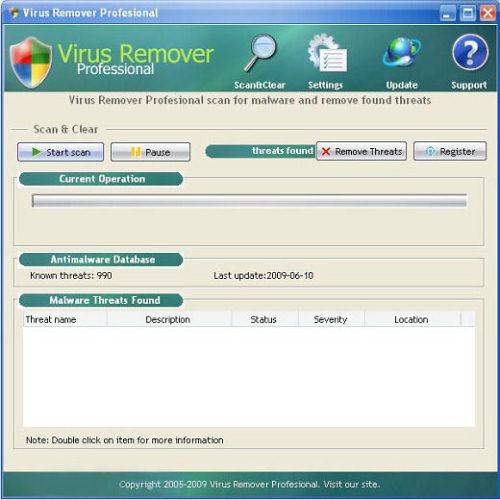 virus remover professional