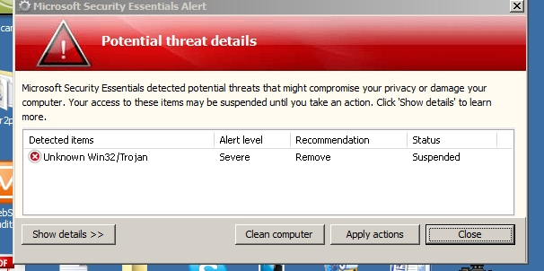 Delete Windows Optimization Center