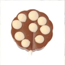 Luxury Chocolate Lollipops!