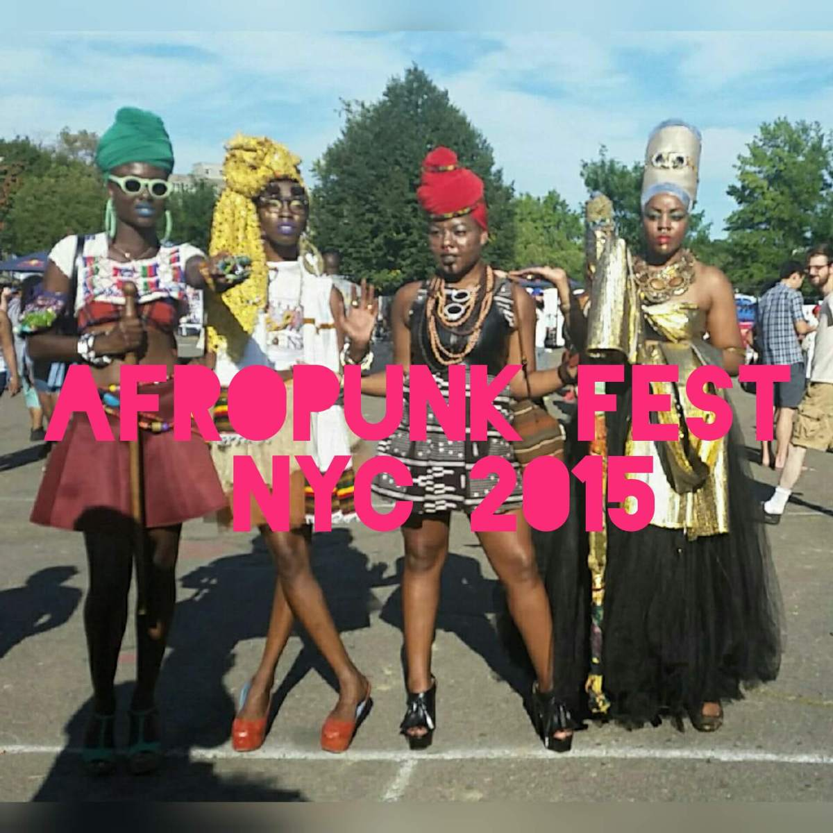 AfroPunk Fest NYC