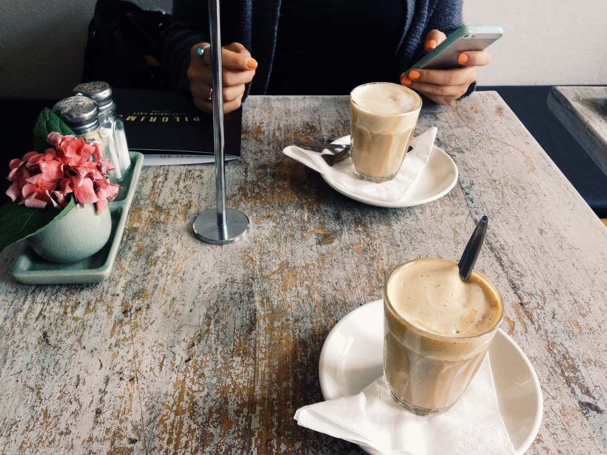 Coffee Date With Trudy #4