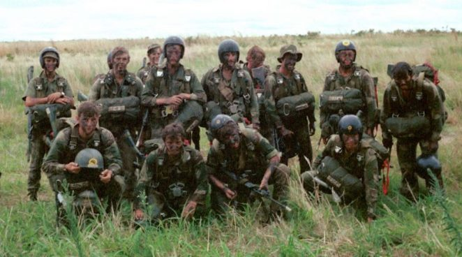 rhodesian-army