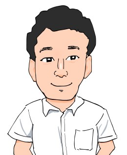 Hikari先生似顔絵