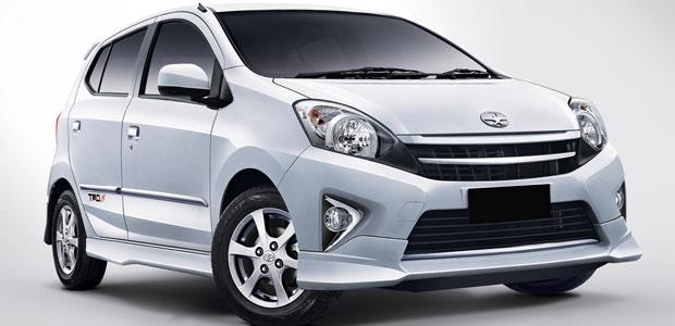 Harga Toyota Agya Baru