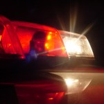 Car strikes pedestrian in Waterbury