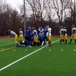 NVL football: Kennedy races past Crosby