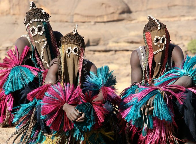 Dogon Egypt Sirius Connection By Dr. Charles S. Finch, III