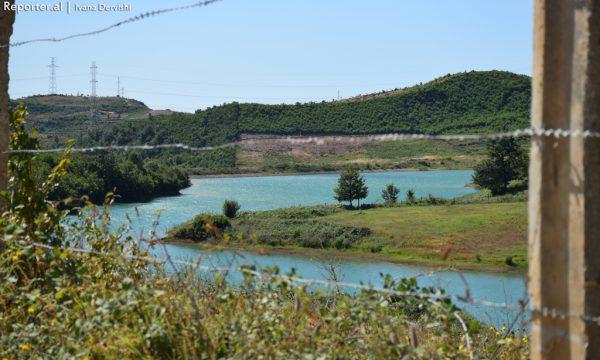 Liqeni i Qinamit.
