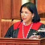 """El Tribunal Supremo de Justicia (TSJ) de Venezuela """"está listo"""" para realizar """"en cualquier momento"""" la toma de posesión pendiente del presidente Chávez."""