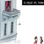balcon del pueblo