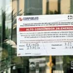 Energía en Venezuela 119.297  gigavatios hora es la demanda de electricidad.
