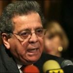 Isaías Rodríguez sería recompensado con otro cargo; suena para la Procuraduría, Rodríguez fue cuestionado por su gestión en España.