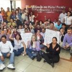 Luis Manuel Zavala, dirigente sindical, informó que ayer continuó la desincorporación de empleados. Rechazaron también las jubilaciones obligatorias que consideran muy desfavorables.