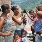 Venezuela sigue siendo el país con el índice más alto de embarazos a niñas adolescentes.