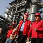 China se beneficia de las compras de petróleo venezolano, al desviar el crudo a otros mercados de terceros y ganar un margen considerable entre el precio que las compañías pagan al Gobierno venezolano.
