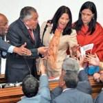 Al finalizar el debate, los diputados de la oposición exigieron que se permitiera incorporar a los diputados suplentes lo que fue negado por los parlamentarios oficialistas.