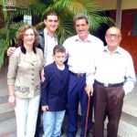 La esposa del ex alcalde del municipio Bruzual de Yaracuy se aferra a Dios y espera que la pesadilla termine.