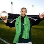 Al-Saadi Kadafi es teniente coronel, pero supo ser jugador de fútbol. Su relación con Diego y Bilardo.