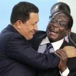 Mugabe chavez