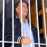 El secretario general del Sindicato de Trabajadores de Ferrominera está preso desde septiembre de 2009, tras haber organizado una huelga de empleados de la compañía siderúrgica.