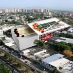 *El depósito de municiones de la Compañía Anónima Venezolana de Industrias Militares (Cavim) ubicada en Maracay.