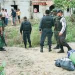 Policias y la GN desmontaron intentos de invasión en La Asunción y Juan Griego.